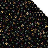 "Moxxie TRICK OR TREAT 12""X12"" Cardstock Paper Sheet - Scrapbook Kyandyland"