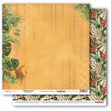 ScrapBerry's TROPICS 12X12 Tropical Paper Collection @scrapbooksrus