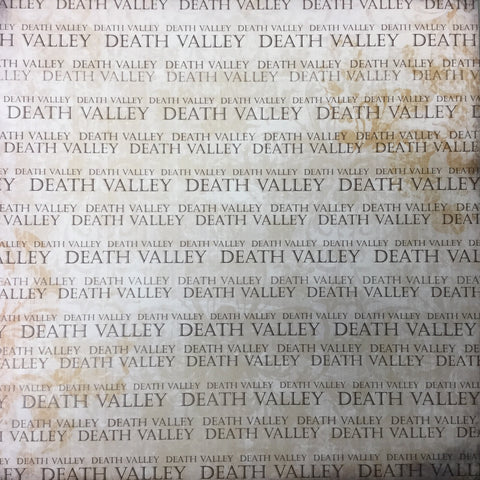 "EXPLORE DEATH VALLEY 12""X12"" Travel Paper Scrapbooksrus"