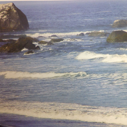 "McRice Photo PACIFIC COAST 12""X12"" Sheet - Scrapbook Kyandyland"
