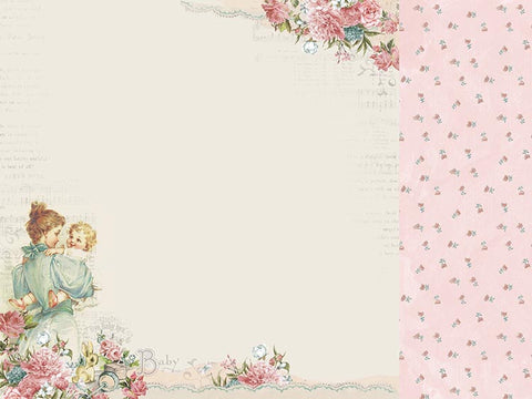 "Kaisercraft Peek-A-Boo! INFANT 12""X12"" Scrapbook Paper Scrapbooksrus"