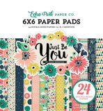 Echo Park Just Be You Paper Pad
