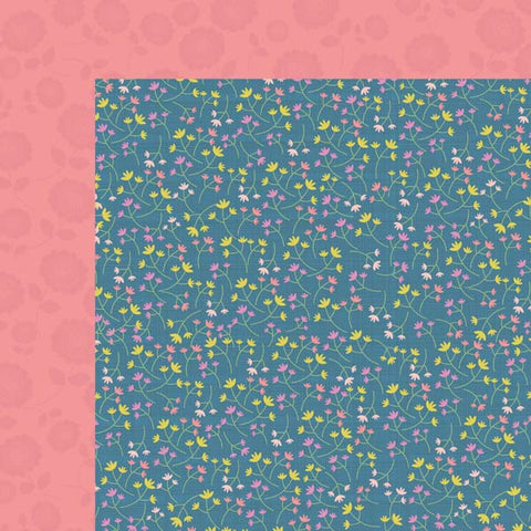 "Kaisercraft Sugar Pop TOFFEE 12""X12"" Scrapbook Paper"