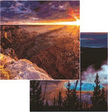 "Reminisce National Parks GRAND CANYON 12""X12"" Scrapbook Paper"