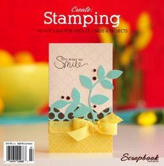 Northridge Media CREATE STAMPING Magazine July 2012 - Scrapbook Kyandyland