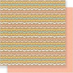 Pebbles SPRING FLING Collection 12X12 Scrapbook Paper - Scrapbooksrus