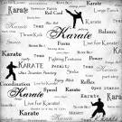 Scrapbook Customs KARATE LIVE FOR 1 Sports Sheet - Scrapbook Kyandyland