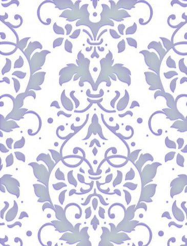"Couture Creations Embossing Folder Fresh Elegance DAMASK FLOURISH 4""X6"" - Scrapbook Kyandyland"