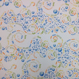 Kyandyland WATER SOAKED H2O 12x12 Scrapbook Papers 2pc - Scrapbook Kyandyland