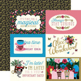 "Echo Park 12""x12"" ALICE IN WONDERLAND Collection Kit"