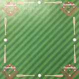 "DIAMONDBACKS BASEBALL Pride Kit 12""X12"" Scrapbook Paper"