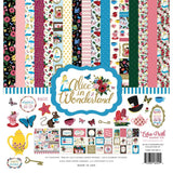 Echo Park Alice In Wonderland Scrapbook Kit @Scrapbooksrus