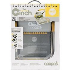 WeRM Square Hole THE CINCH Book Binding Tool - Scrapbook Kyandyland