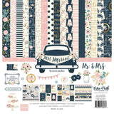 Echo Park Mr. & Mrs. Scrapbook Kit @ScrapbooksRUs