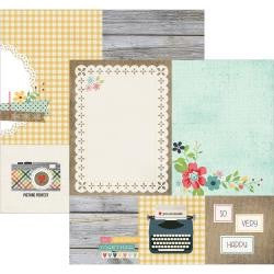 "Simples Stories 4""X4"" Quotes & 6""X8"" Photo Mats 12""X12"" - Scrapbook Kyandyland"
