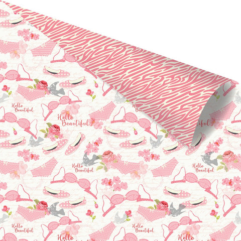 Prima Julie Nutting BEING GIRLY 12X12 Scrapbook Paper Scrapbooksrus