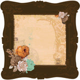 "Kaisercraft MISS EMPIRE Double-Sided 12""X12"" Cardstock Sheet - Scrapbook Kyandyland"