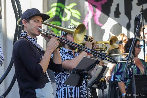 Jazz Mafia at Oaklands Art &Soul Festival