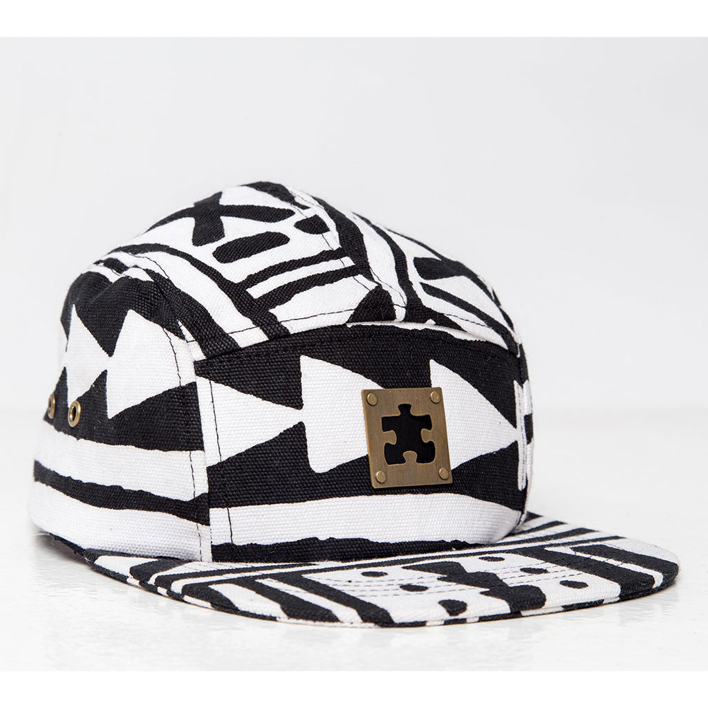 5 PANEL SNAPBACK [X-TRiBE] - PEACE FITS