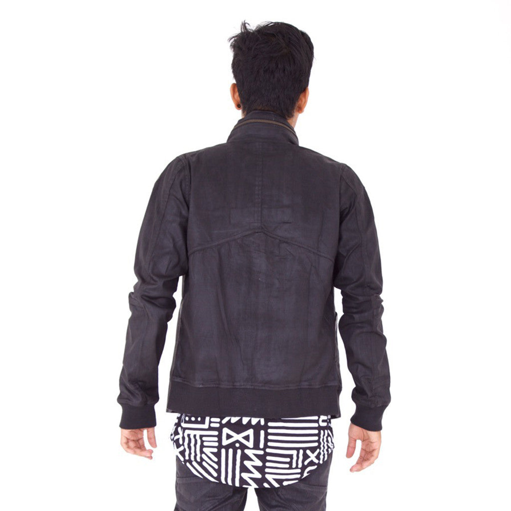 LIGHTWAVE JACKET X-Amount (back view) PEACEfits