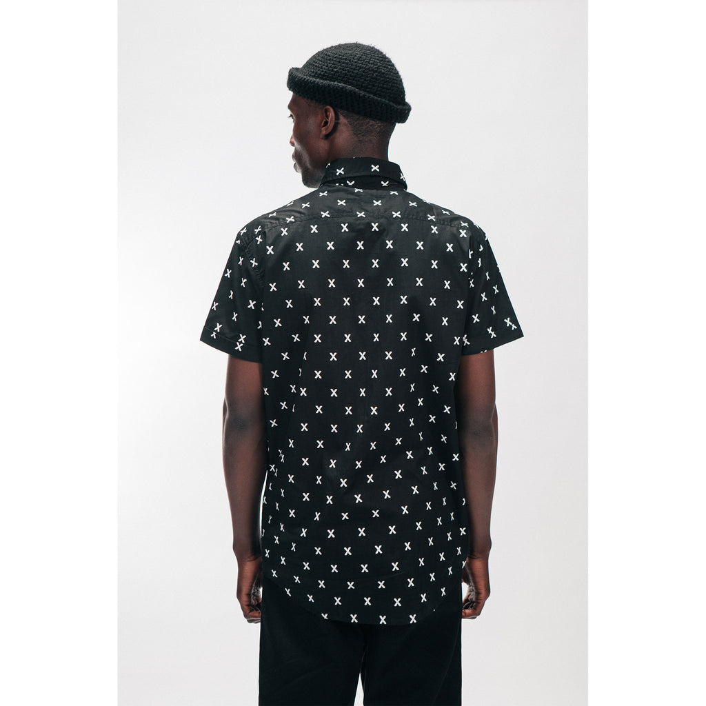 BAHAMA BUTTON DOWN [Multiply] - PEACE FITS