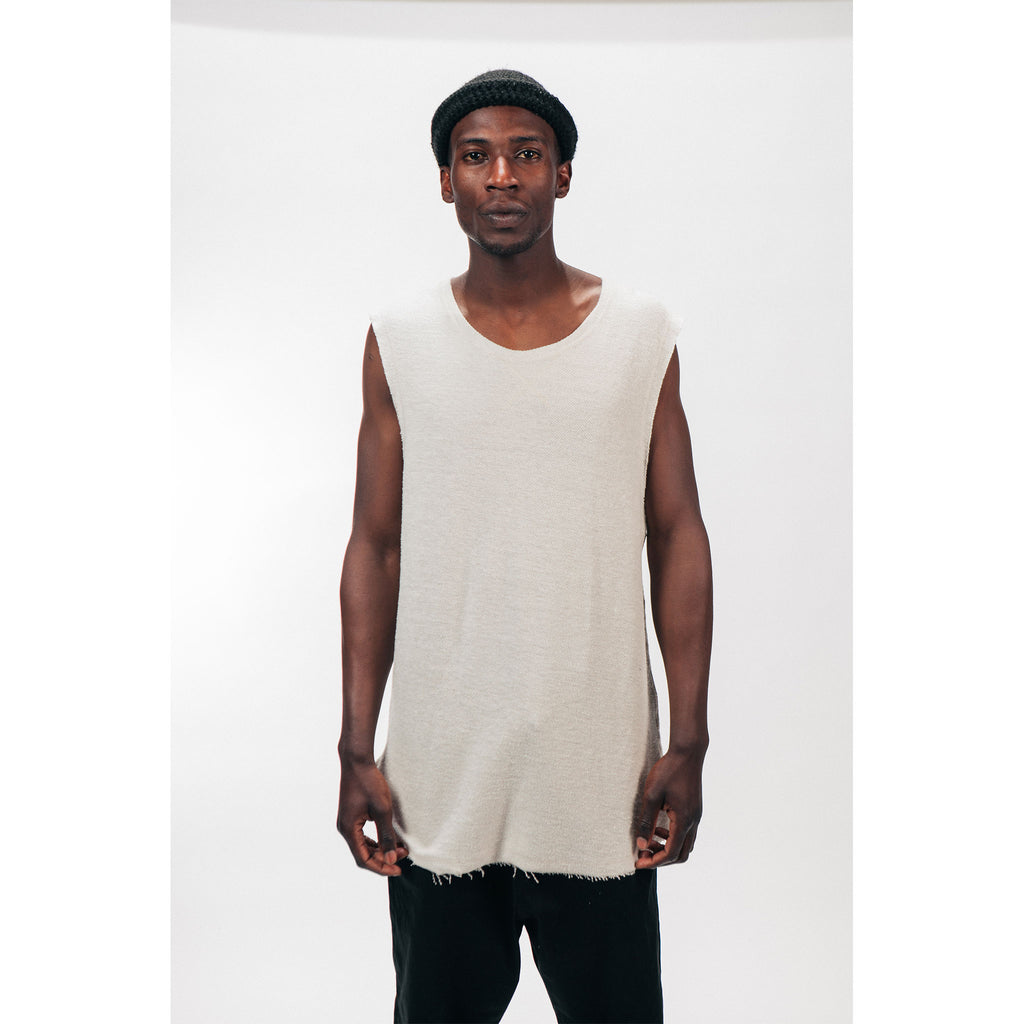 MUSCLE TEE [French Terry] - PEACE FITS