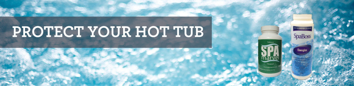 Hot Tub Chemicals