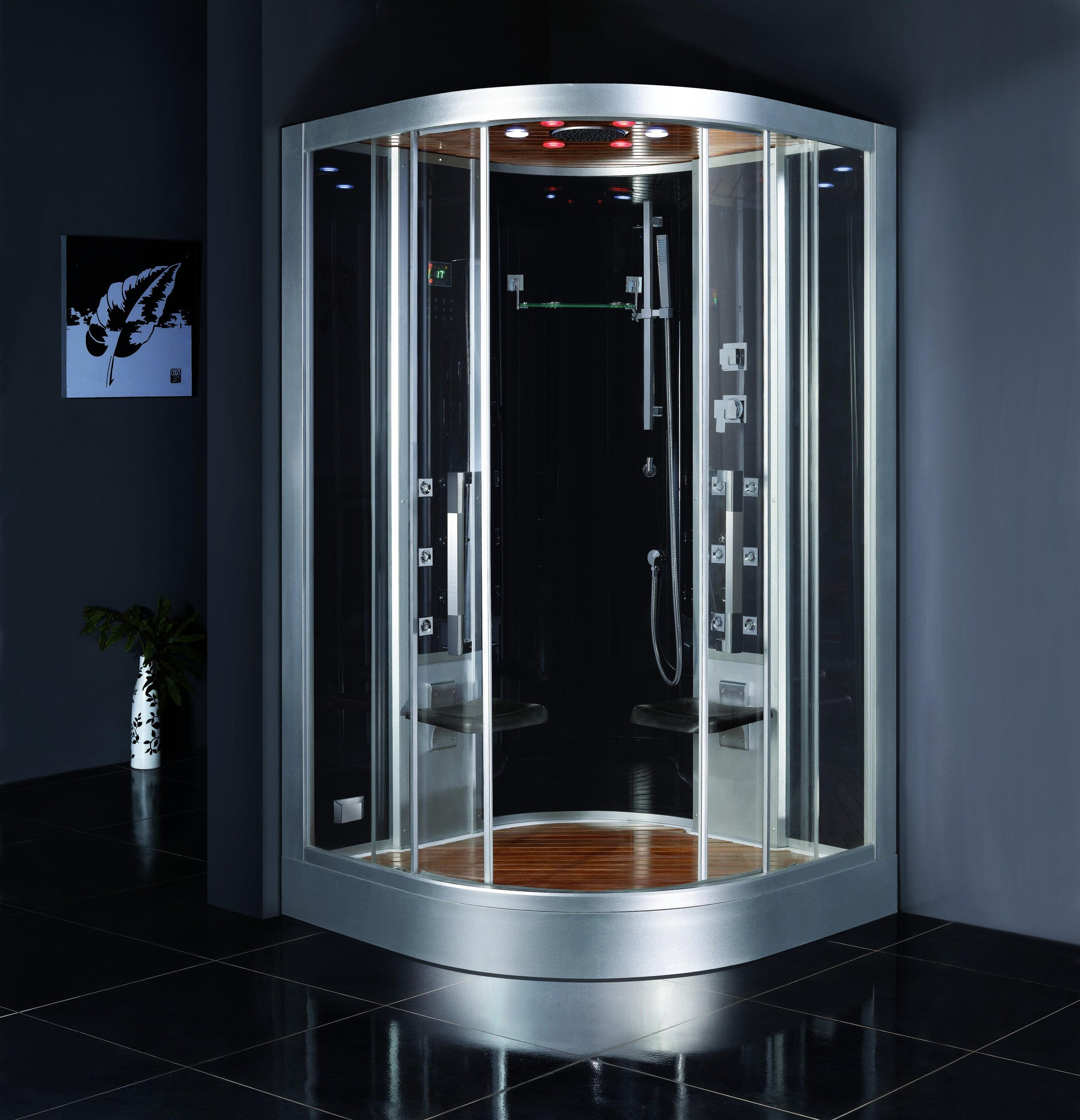 crescent whirlpool bath showers steam shower room the