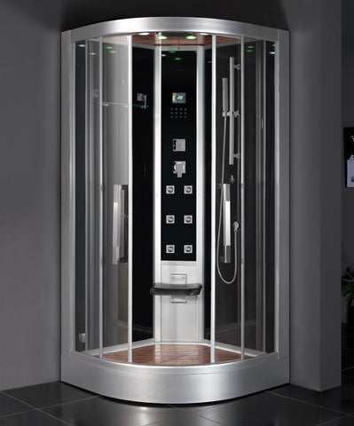 DZ963 F8 Atlantic Bath Steam Shower
