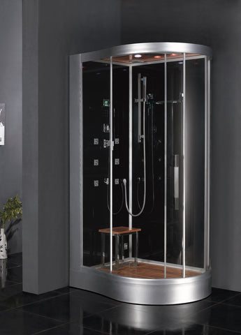 DZ966 F8 Atlantic Bath Steam Shower