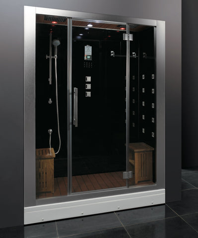 DZ972 F8 Atlantic Bath Steam Shower