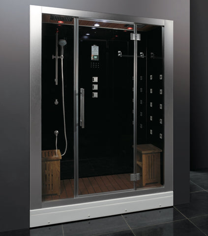 DZ 972-1 F8 Atlantic Bath Steam Shower