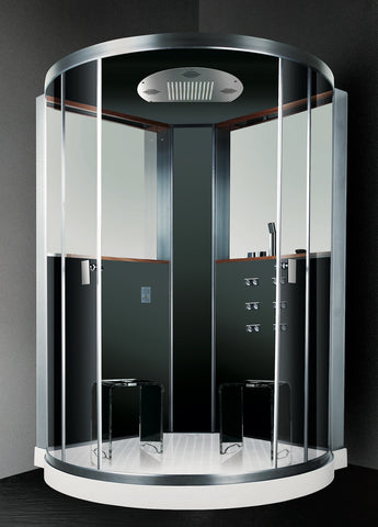DZ984 F9 Atlantic Bath Steam Shower