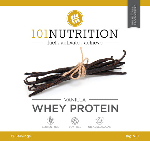 101 Nutrition Whey Protein 2 KILO ECO BAG