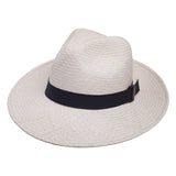 SPF 50 - Folding Fedora Natural - San Francisco Hat Co Au - 1