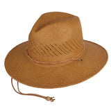 Country Fedora Caramel - San Francisco Hat Co Au - 1