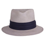 Teardrop Panama Periwinkle/Navy - San Francisco Hat Co Au - 2