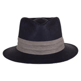 Teardrop Panama Navy/Ecru - San Francisco Hat Co Au - 2