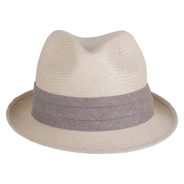 Ray Fedora Natural/Ecru