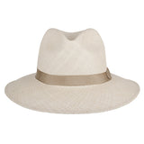 Town Fedora Natural/Creme - San Francisco Hat Co Au - 2