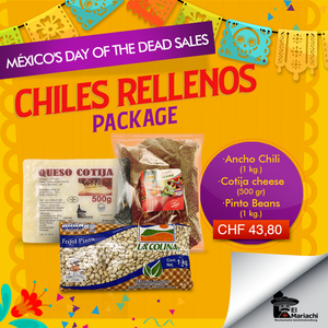 Chiles Rellenos Package
