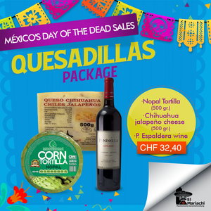 Quesadillas Package