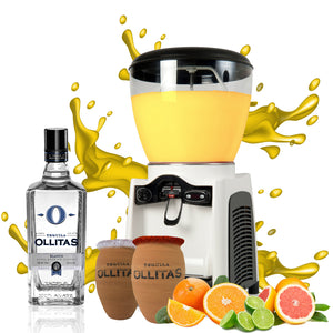 Package Mega Cool Party Cantaritos 100% Agave