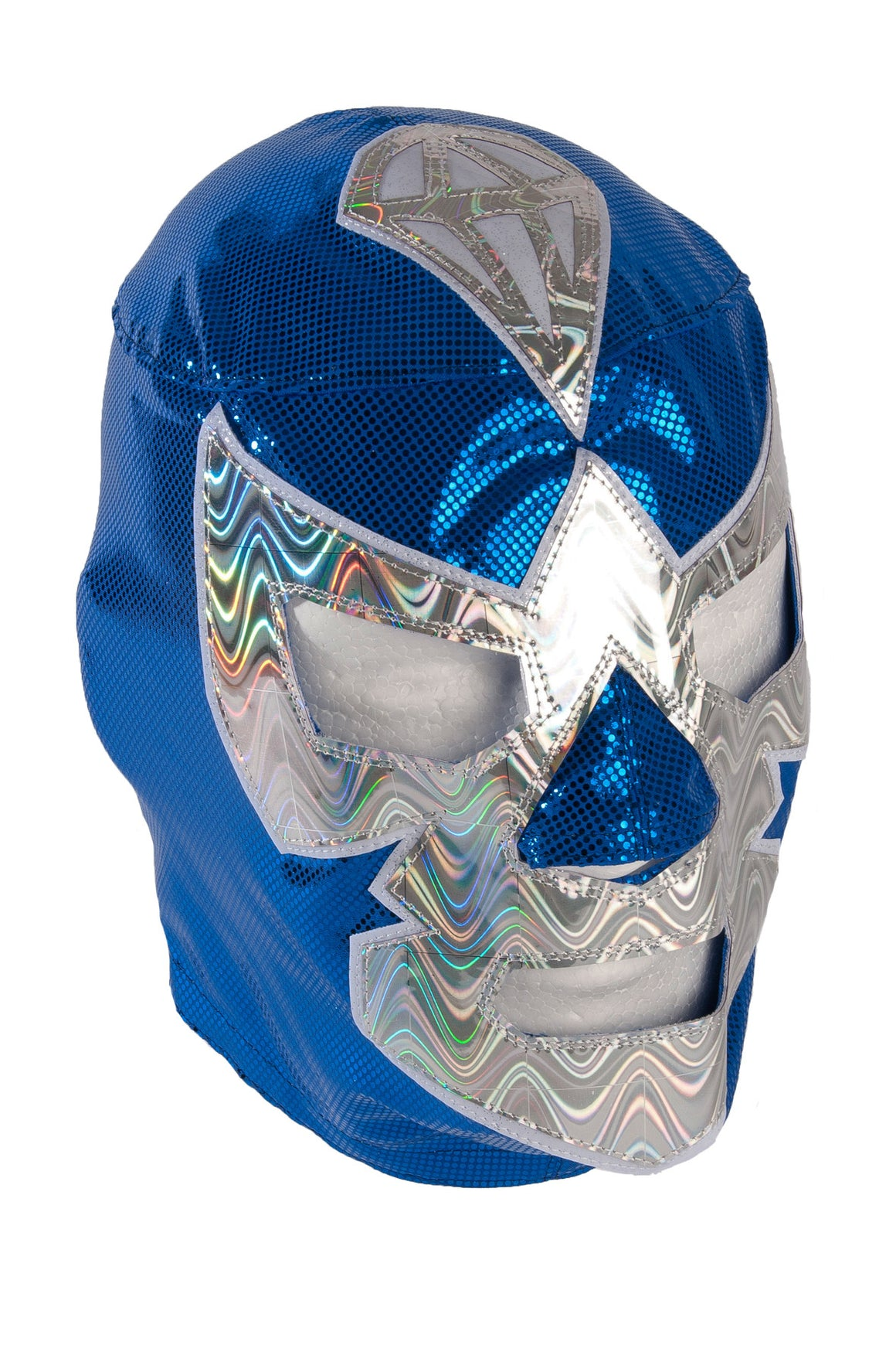 Diamante Azul Mask