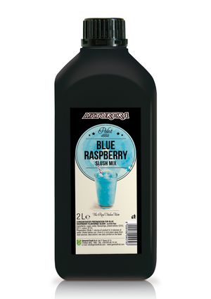 Naturera ICE Blue Raspberry