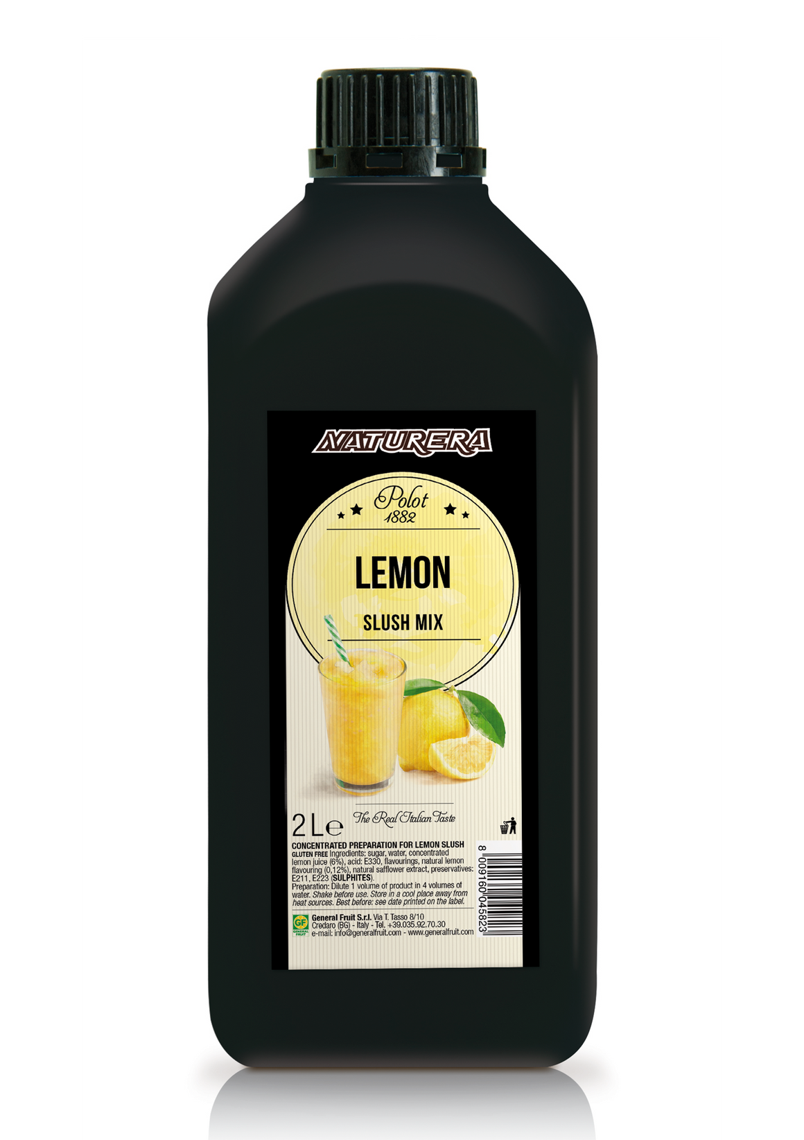 Naturera ICE Lemon