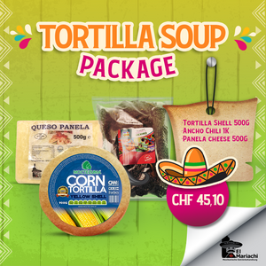 Tortilla Soup Package