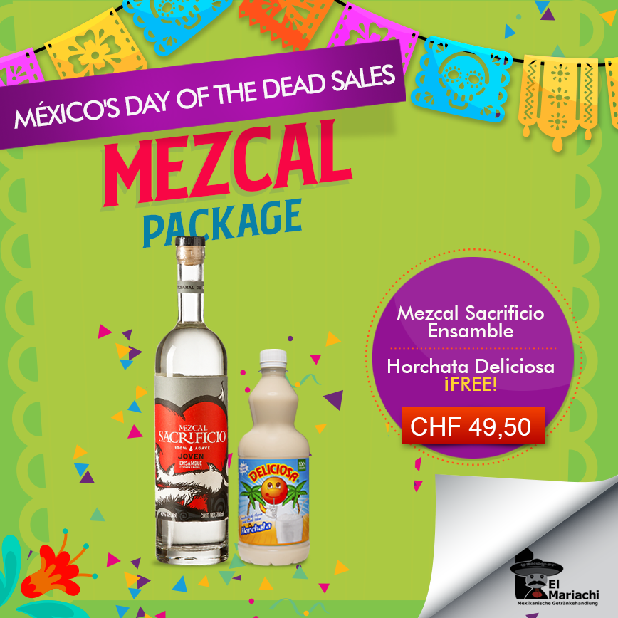 Mezcal Package