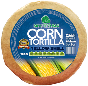 Tortilla Yellow Shell 900G