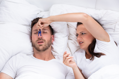 best essential oils to reduce snoring